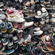 Оптом секонд хенд обувь из Москвы в Казахстан