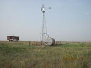 Ветронасос IronMan для подъема воды из скважин и колодцев