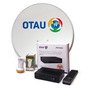 Отау ТВ спутниковое телевидение с установкой