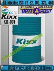 va Циркуляционное масло GS Machine ISO VG 32 - 460 Арт.: KIC-001 (Купи