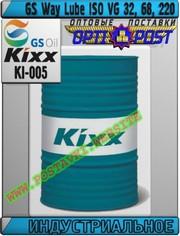 m2 Масло для направляющих механических станков GS Way Lube ISO VG 32 -
