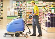 Работа в США: Уборка Супермаркетов