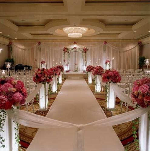 Оформление свадеб торжеств